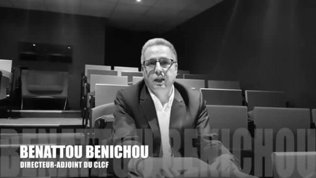 M. Benichou, Directeur adjoint du CLCF