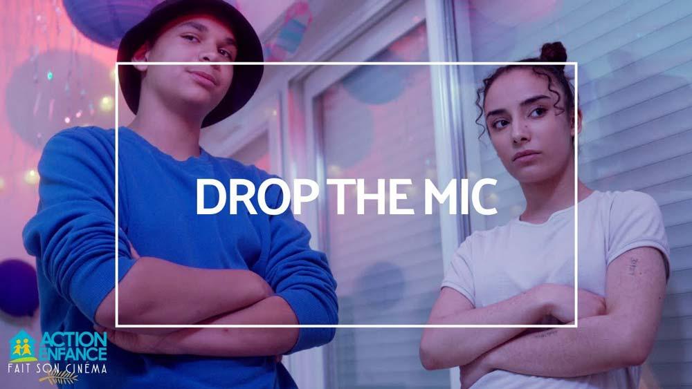 drop the mic - film étudiant