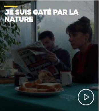 JE SUIS GATE PAR LA NATURE