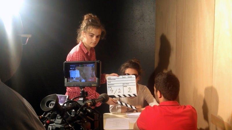 Cours de Réalisation CLCF / Cours Florent - Juillet 2016