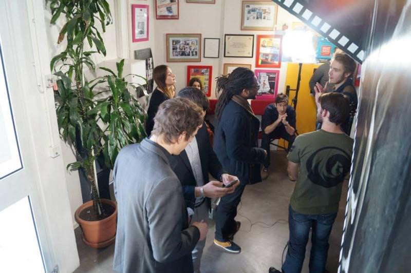 « Open Doors » : un film réalisé pour la promo 2014