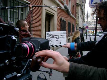 Tournages divers à l'école de cinéma CLCF