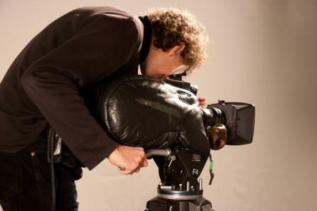 Tournage en 3ème année d'école de cinéma CLCF - Promotion 2010