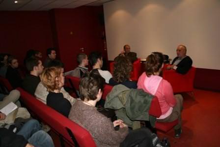 L'école de cinéma CLCF, les locaux, les plateaux et salles de cours...