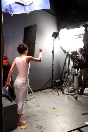 Tournage 3ème année d'école de cinéma - promo 2012