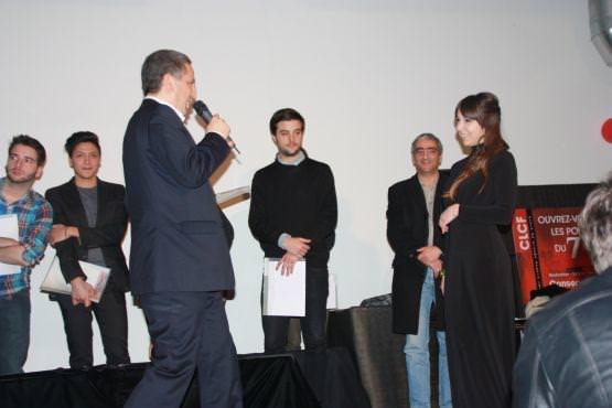 Cérémonie de remise de diplômes, promotion 2014