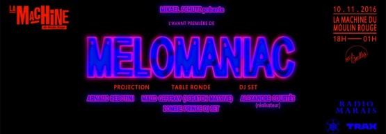 melomaniac -  Mikael Schutz - Promo. 2016