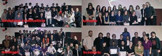 Remise diplômes promo 2015