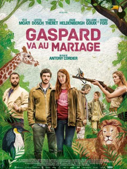 Gaspard va au mariage d'Antony Cordier