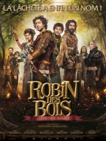Robin des bois la véritable histoire