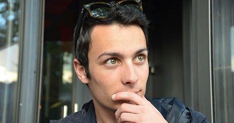 Portrait de Nathan Dias Marques, un étudiant Assistant réalisation