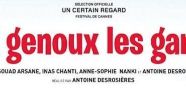 À genoux les gars d'Antoine Desrosières _ Ancien CLCF
