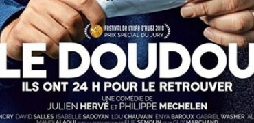 Le doudou Philippe Mechelen et Julien Hervé _ Ancien CLCF