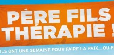 Père fils thérapie! d'Emile Gaudreault