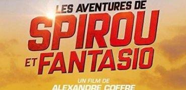 Les aventures de Spirou et Fantasio d'Alexandre Coffre