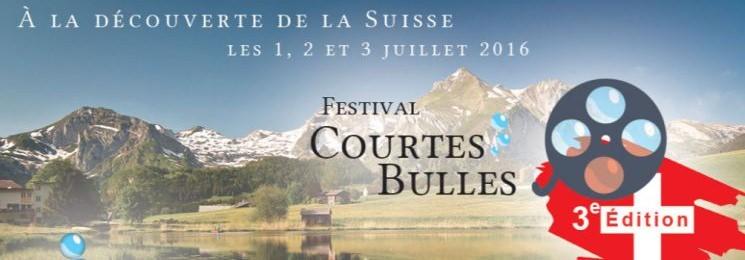 Festival Courtes Bulles